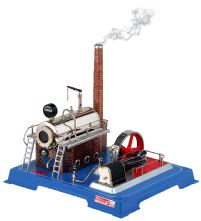 Wilesco Steam Engine D20.Free UK delivery !